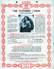 the mothers union 1935
