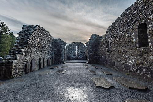 Ireland 2019 - Glendalough's ancient monuments