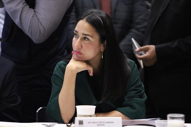14/01/2019 Segunda Comisión de la Permanente