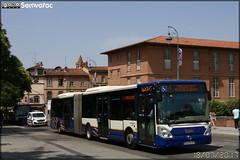 Irisbus Citélis  18 – Tisséo n°0855 - Photo of Lacroix-Falgarde