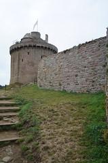 Plévenon Château de la Roche Goyon (25)