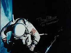"Buzz ""Dr. Rendezvous"" Aldrin on his Gemini 12 Spacewalk"