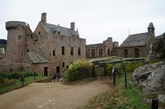 Plévenon Château de la Roche Goyon (16)