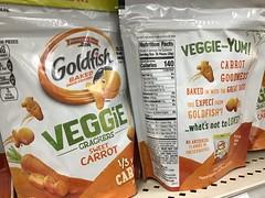 Pepperidge Farm Goldfish Baked Veggie Crackers