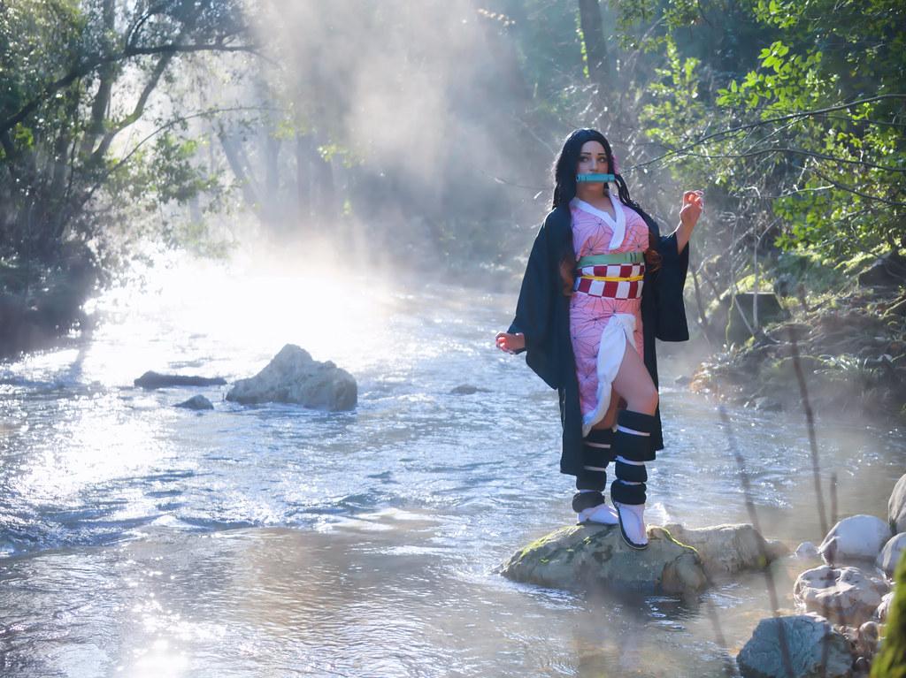 related image - Shooting Kimetsu no Yaiba: Demon Slayer - Nezuko Kamado - Neytiria - Bords de la Brague - Biot -2019-12-31- P1988081