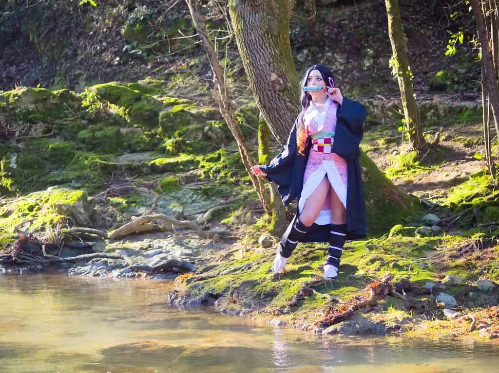 related image - Shooting Kimetsu no Yaiba: Demon Slayer - Nezuko Kamado - Neytiria - Bords de la Brague - Biot -2019-12-31- P1988164