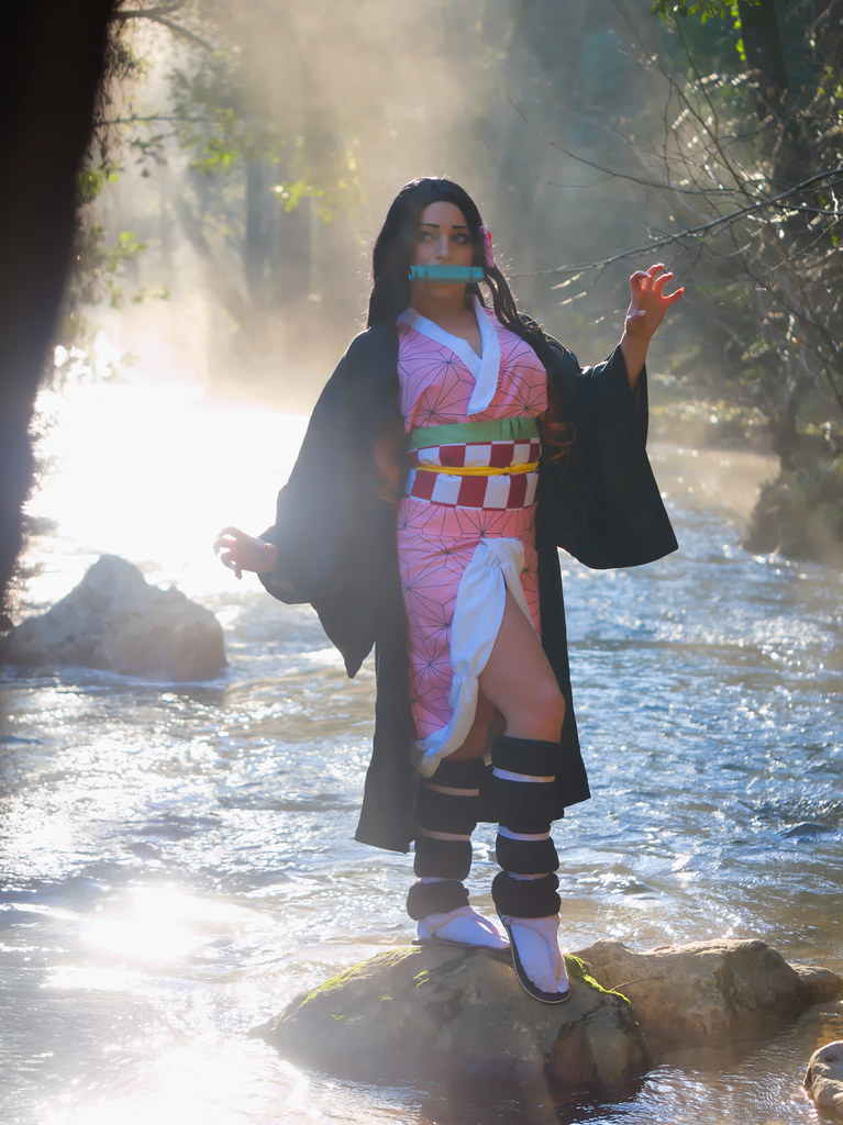 related image - Shooting Kimetsu no Yaiba: Demon Slayer - Nezuko Kamado - Neytiria - Bords de la Brague - Biot -2019-12-31- P1988083