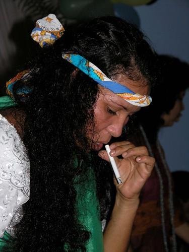 Umbanda - Candombé; Manaus, Brazil