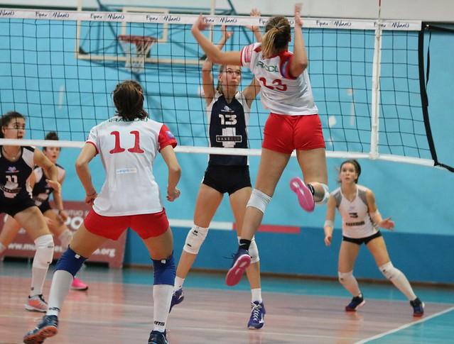 Serie C 18Gennaio 2020 Bracco Pro Patria Volley  - Vero Volley 3 - 2