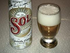 Sol - Cerveza Original