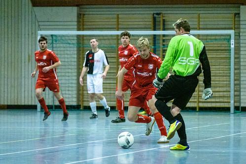 Fußballhallenturnier in Demitz-Thumitz