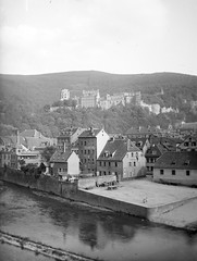 Heidelberg from the bridge