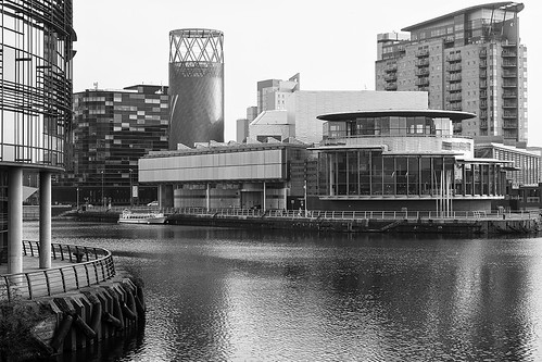 The Lowry and Surrounds