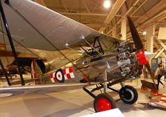 Bristol Buldog, RAF Museum, Hendon.