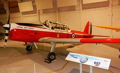 DeHavilland Canada DHC-1 Chipmunk, RAF Museum, Hendon.