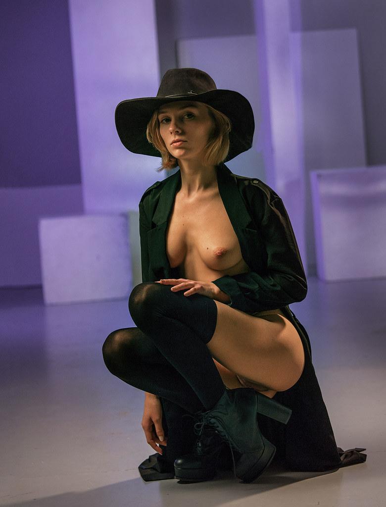 elegant nudity