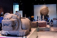Museum of Antrophology, Mexico City