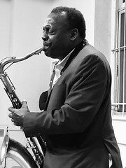 Jazzman David Murray