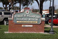 Robert W Willaford Railroad Museum