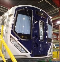 MTA First Look at New R211 Subway Car Class
