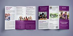 Educational Tri Fold Brochure