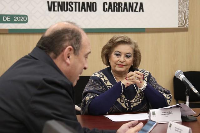 21/01/2020 Centenario Luctuoso de Venustiano Carranza