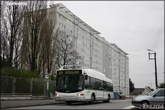 Heuliez Bus GX 317 GNV – Semitan (Société d'Économie MIxte des Transports en commun de l'Agglomération Nantaise) / TAN (Transports en commun de l'Agglomération Nantaise) n°550