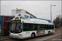 Heuliez Bus GX 217 GNV – Semitan (Société d'Économie MIxte des Transports en commun de l'Agglomération Nantaise) / TAN (Transports en commun de l'Agglomération Nantaise) n°430