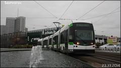 Bombardier Incentro – Semitan (Société d'Économie MIxte des Transports en commun de l'Agglomération Nantaise) / TAN (Transports en commun de l'Agglomération Nantaise) n°369