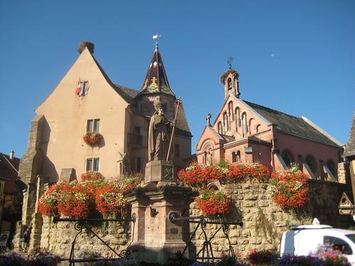 Burig mit St-Leo-Kapelle - Stàdtkern - Egsa