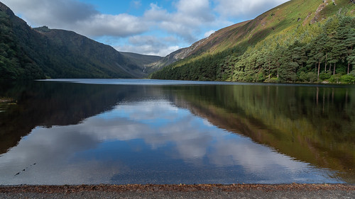 Ireland 2019 - Wicklow Mountains, Glendalough