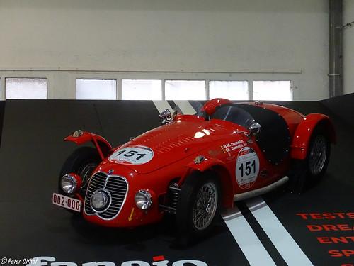 1947 Maserati A6 GCS monofaro