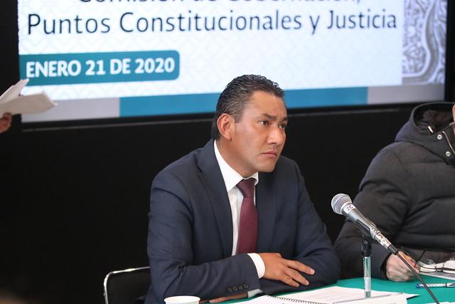 21/01/2020 Primera Comisión Permanente
