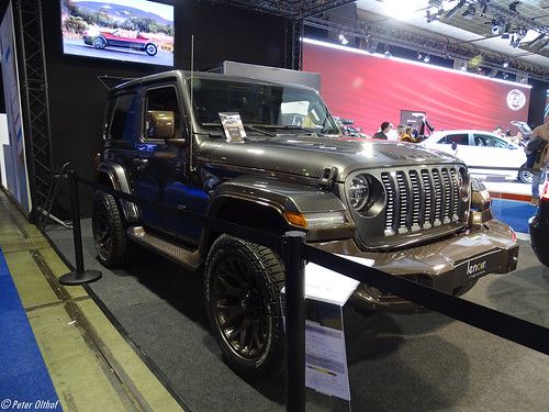 Lenoir Jeep