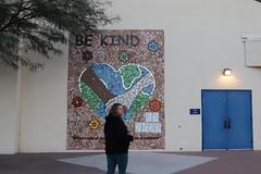 BE KIND artwork