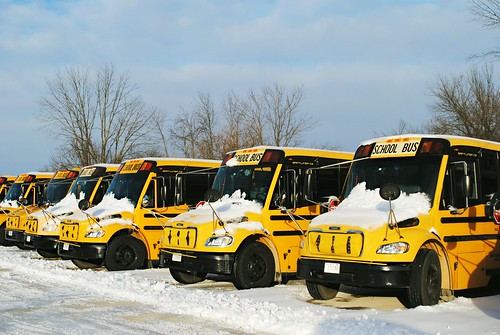 Thomas School buses