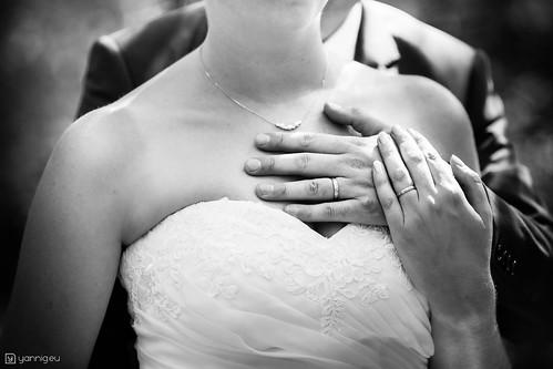 Huwelijk Joëlle & Tom