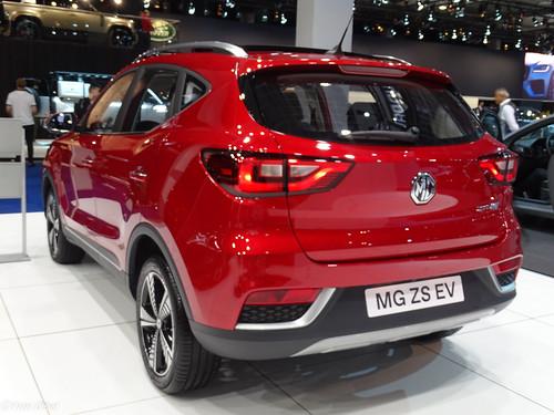 2020 MG ZS EV