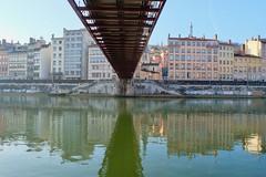 Du Rhône à la Saône