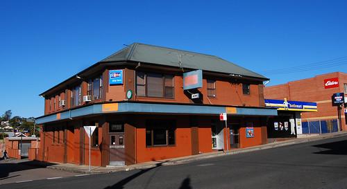 Bar 121 Hotel, Lambton, Newcastle, NSW.