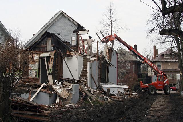 Deconstruction at Lafayette