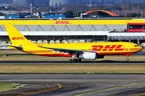 D-ALMD | Airbus A330-243F | EAT Leipzig