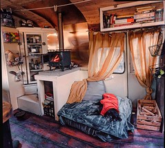 Skoolie Conversion Cozy