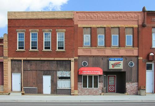 Downtown Buildings - Alden, MN