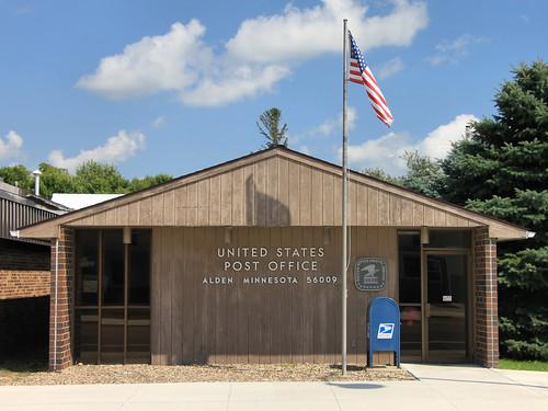 Post Office - Alden, MN