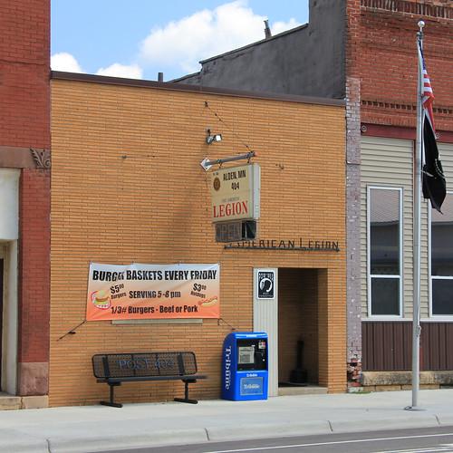 American Legion Post 404 - Alden, MN