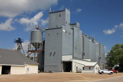 Grain Elevator - Alden, MN