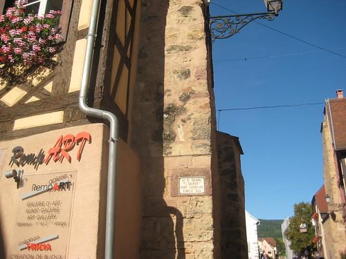 Galerie RempArt - 47 Grand-Rue - Eguisheim