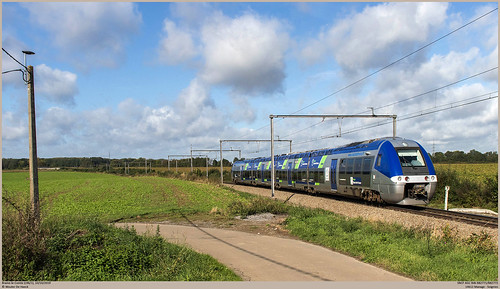 SNCF AGC BiBi 82771 @ Braine-le-Comte
