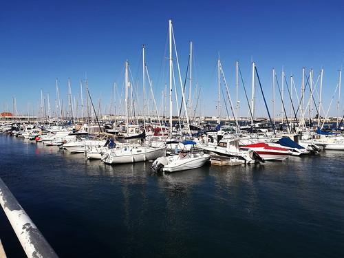 Puerto Deportivo de Vila Real de Santo Antonio (Algarve)